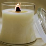 Interlude Wood Wicked Soy Candle